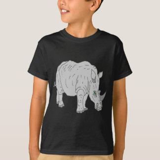 RHINOCEROS 1.PNG T-Shirt
