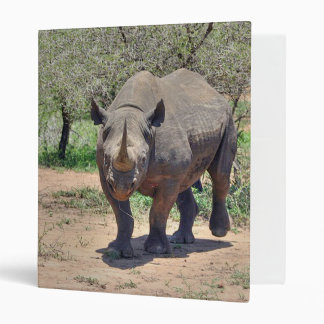 rhinoceros 3 ring binders