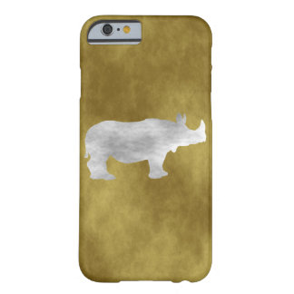 Rhinoceros Barely There iPhone 6 Case