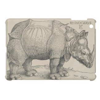 Rhinoceros by Albrecht Durer iPad Mini Case