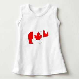 Rhinoceros Canada Dress