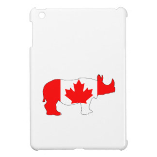 Rhinoceros Canada iPad Mini Case