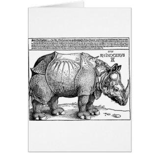 rhinoceros card