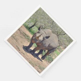 rhinoceros disposable napkins