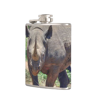 rhinoceros flasks