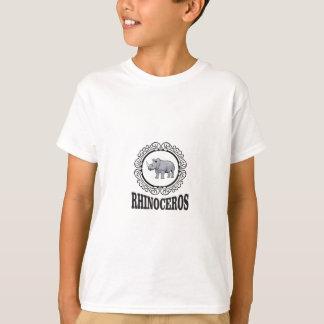 Rhinoceros in the mug T-Shirt