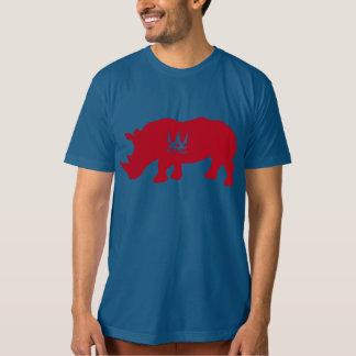 Rhinoceros (red) T-Shirt