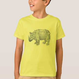 Rhinoceros t-shirt for kids