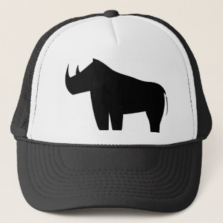 Rhinoceroses  Rhino Trucker Hat