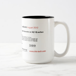RHK Technology - Aug. 2012 IOM Coffee Mug