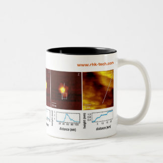 RHK Technology - July. 2008 Image of the Month Two-Tone Coffee Mug