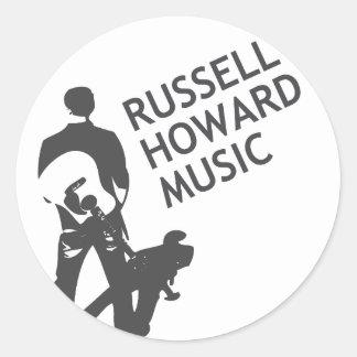 RHM logo stickers