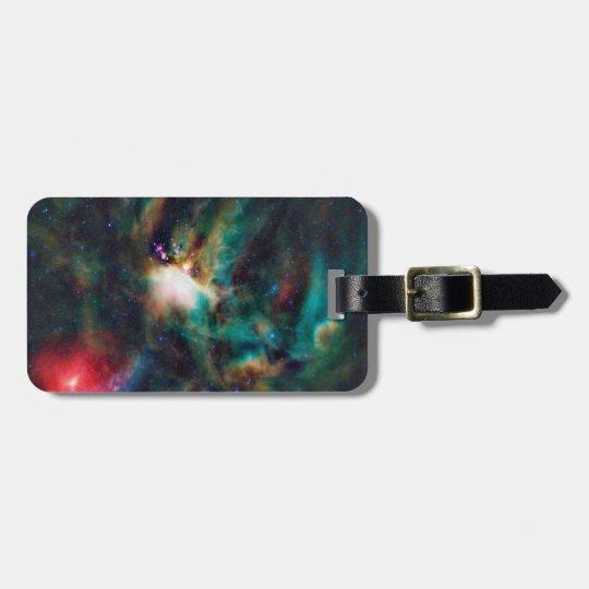 Rho Ophiuchi Cloud Complex Dark Nebula Bag Tag