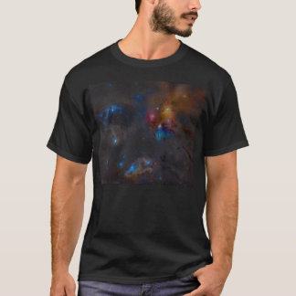 Rho Ophiuchi Cloud Complex Dark Nebula T-Shirt