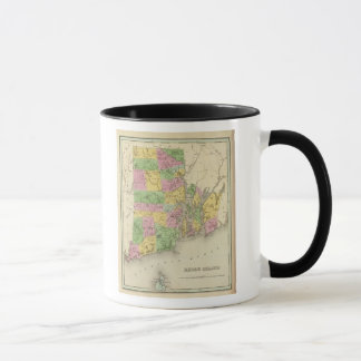 Rhode Island 3 Mug