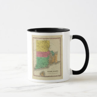 Rhode Island 5 Mug