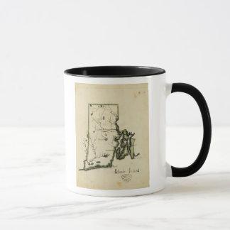 Rhode Island 6 Mug