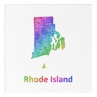 Rhode Island Acrylic Wall Art