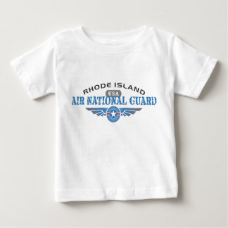 Rhode Island Air National Guard Baby T-Shirt