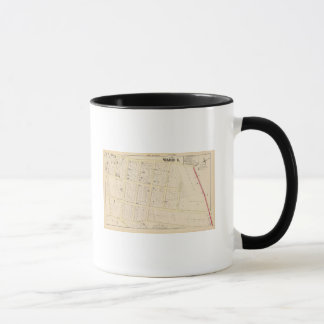 Rhode Island Atlas Map Mug