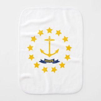 Rhode Island Burp Cloth