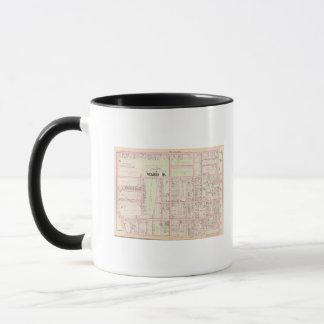 Rhode Island Catholic Orphan Asylum Atlas Map Mug