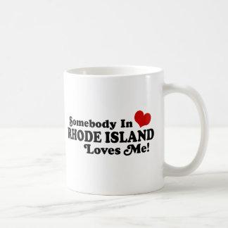 Rhode Island Coffee Mug