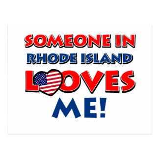 Rhode Island design Postcard