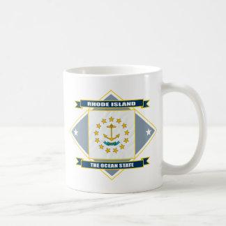 Rhode Island Diamond Coffee Mug