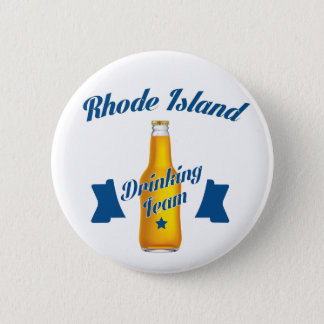 Rhode Island Drinking team 2 Inch Round Button