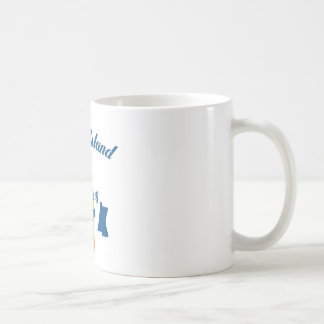 Rhode Island Drinking team Coffee Mug