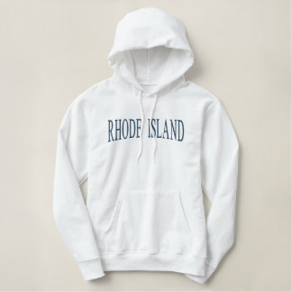 Rhode Island Embroidered Sweatshirt
