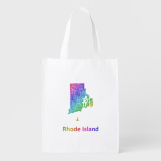 Rhode Island Grocery Bag