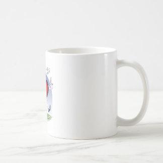 rhode island head heart, tony fernandes coffee mug