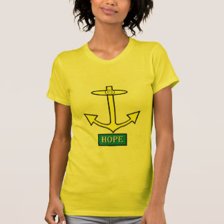 Rhode Island Hope Anchor T-Shirt