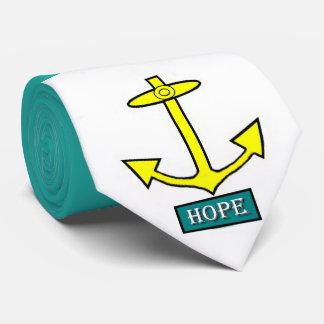 Rhode Island Hope Anchor Tie
