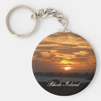 Rhode Island Keychain
