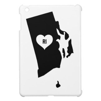 Rhode Island Love iPad Mini Case