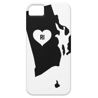 Rhode Island Love iPhone 5 Case