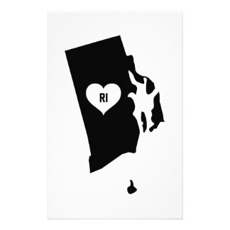 Rhode Island Love Stationery