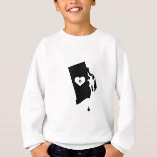 Rhode Island Love Sweatshirt