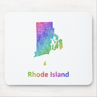 Rhode Island Mouse Pad