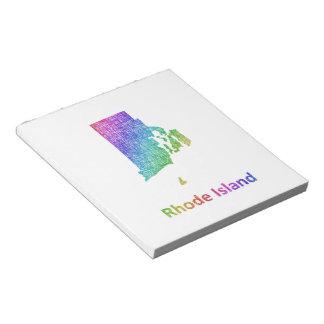 Rhode Island Notepad