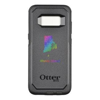 Rhode Island OtterBox Commuter Samsung Galaxy S8 Case