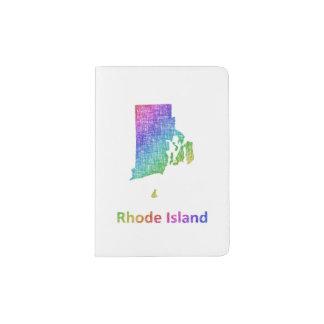 Rhode Island Passport Holder