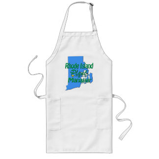 Rhode Island Plant Manager Apron