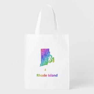 Rhode Island Reusable Grocery Bag