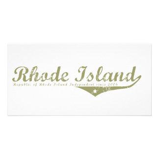 Rhode Island Revolution T-shirts Photo Cards