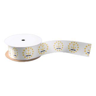 Rhode Island Satin Ribbon