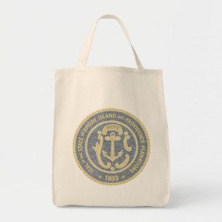 Rhode Island Seal Tote Bag